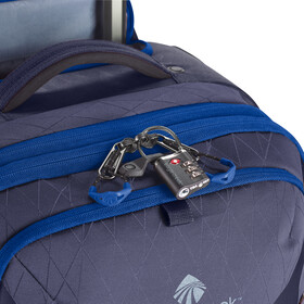 Eagle Creek Gear Warrior Duffel Bag con Ruedas International Carry On 37l, arctic blue